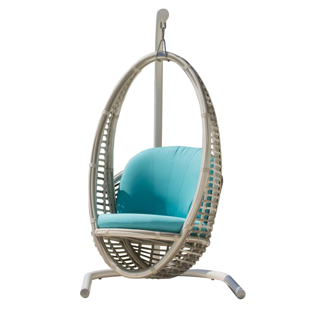 hanging chair luxury antique wood rocking skyline heri  outdoor living
