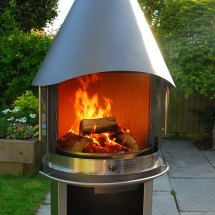 Phoenix Grill 800 - Large Bbq Pizza Oven & Firepit
