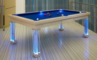 Modern Pool Table  Luxury Pool Tables
