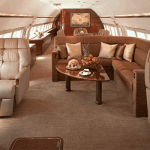 Private jet charters