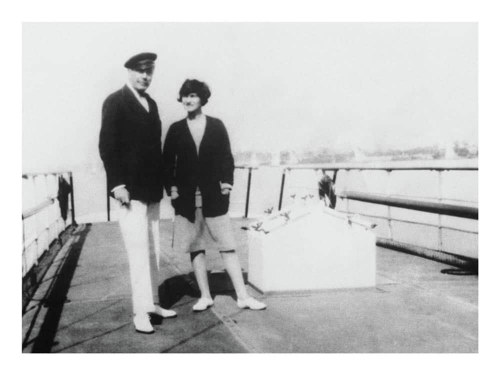 Gabrielle-Chanel-And-Westminster-Duke