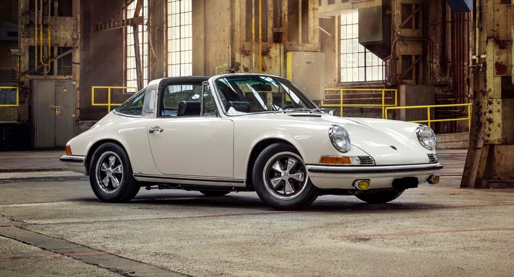 1970-Porsche-Targa-white