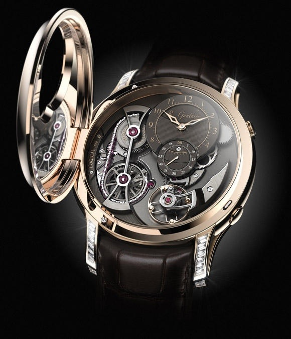 Romain Jerome Logical One Secret