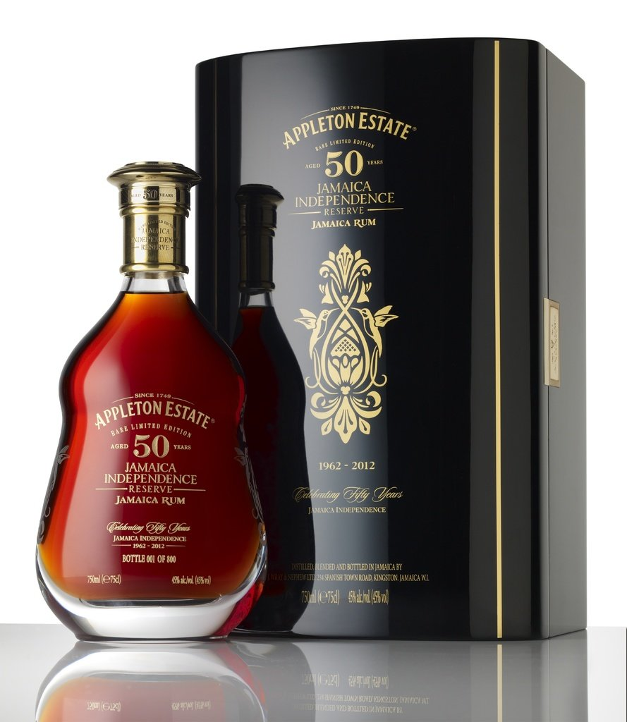 Appleton Estate 50 year old Jamaican Rum