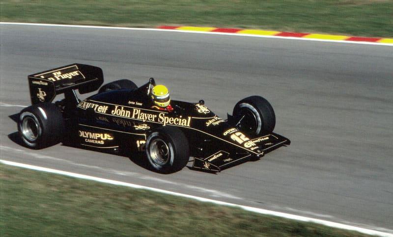 Ayrton-Senna-Lotus