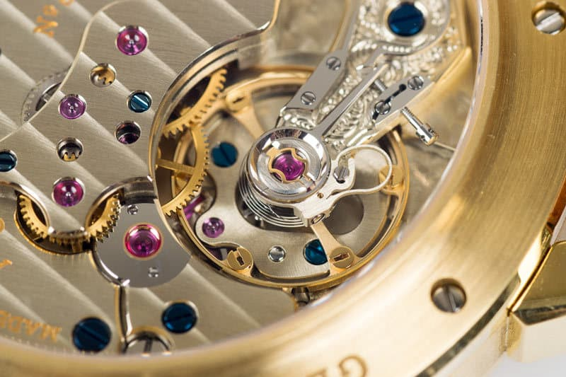 Balance-wheel-watchmaking