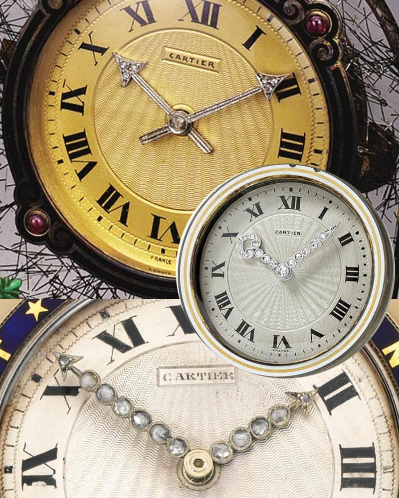Cartier-Comet-clocks-1920s