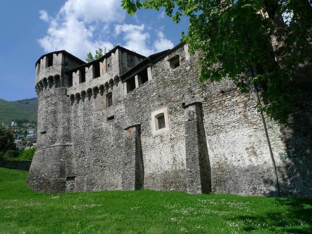 Locarno-castle