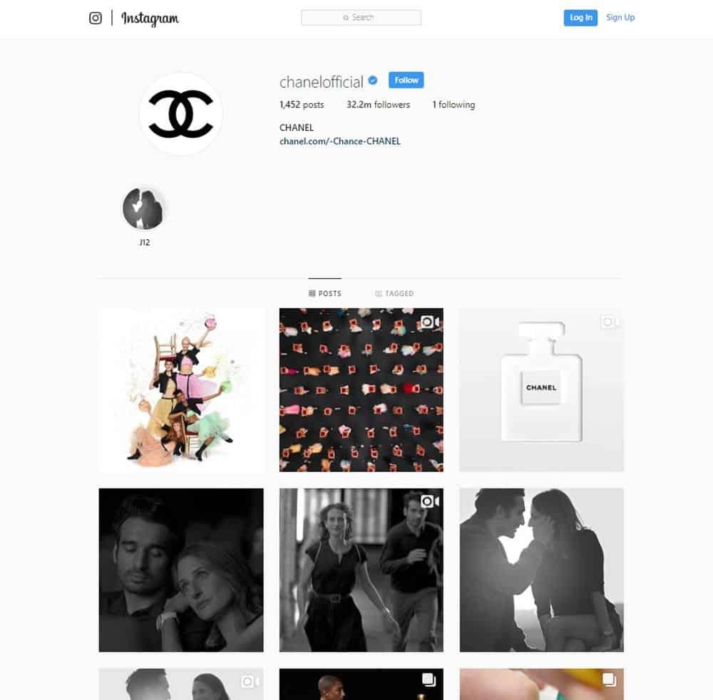 Chanel-on-instagram