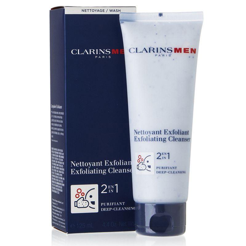 Clarins-Men-Exfoliating-cleanser