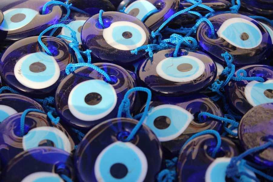 Evil eye amulets guide