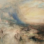 Goldau,-with-the-Lake-of-Zug-in-the-Distance–Sample-Study-circa