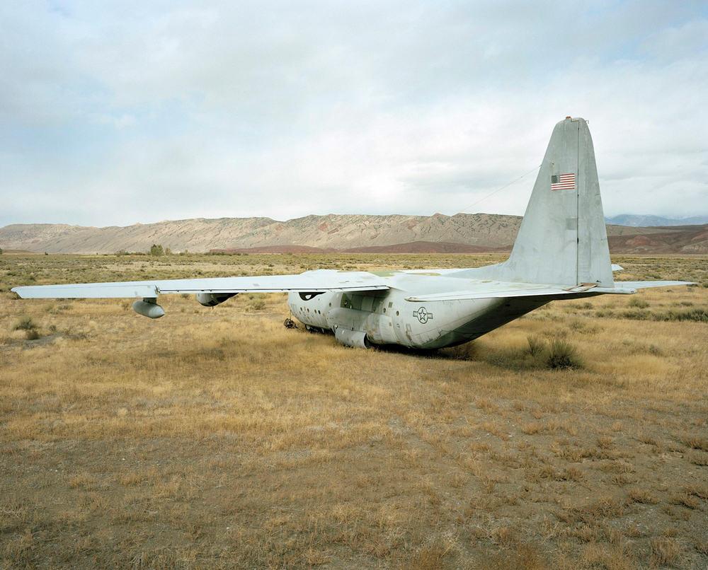 Bighorn Aicraft boneyard
