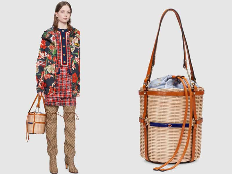 Gucci-rattan-bag