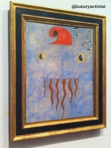 Head Of Catalan 1925 joan miro