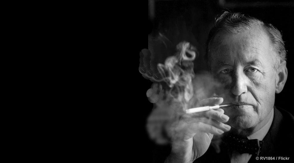 Ian-Fleming-author-james-bond-source-RV1864-Flickr