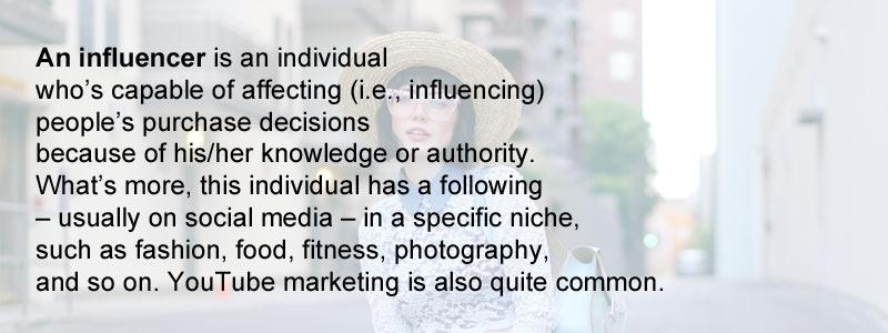 influencer-definition