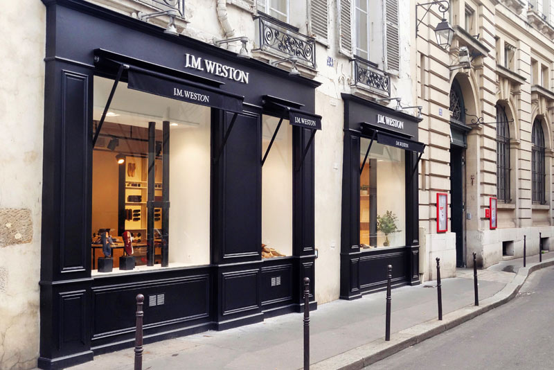 JM-Weston-new-store-paris-rue-des-archives