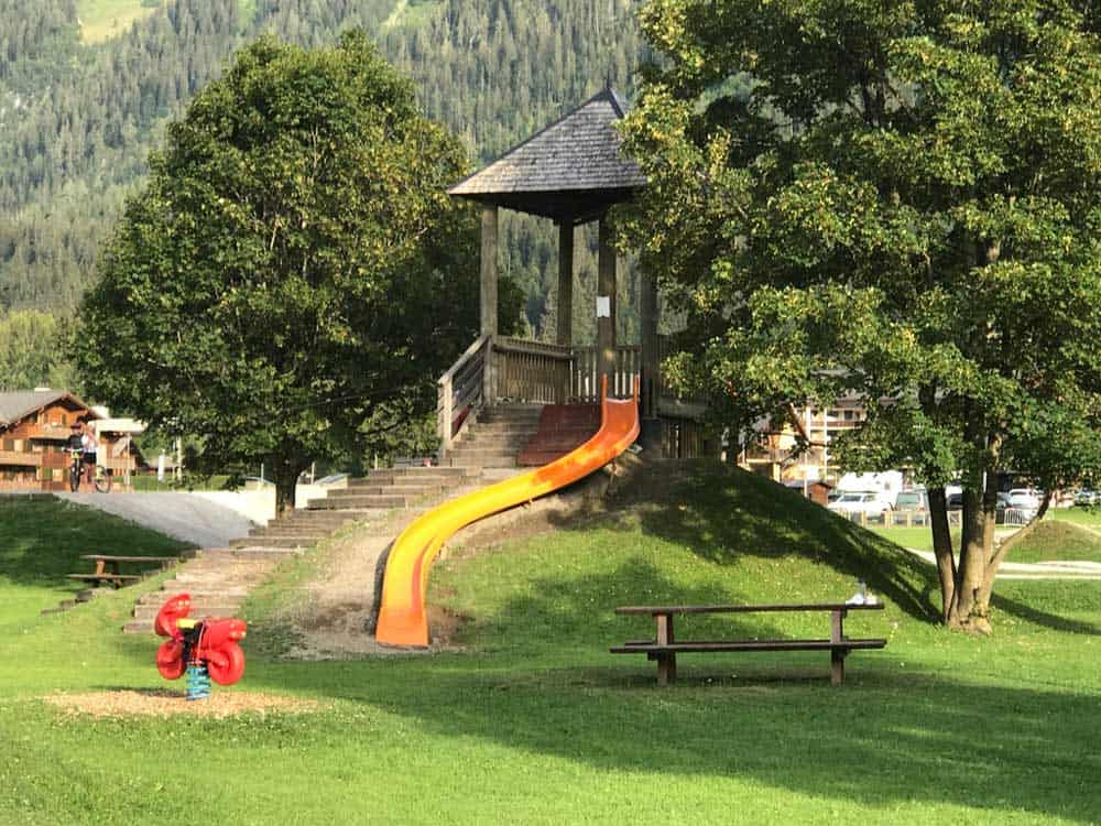 Les-diablerets-new-children-playground