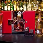 Louis XIII Cristal Leviev and Cocktail