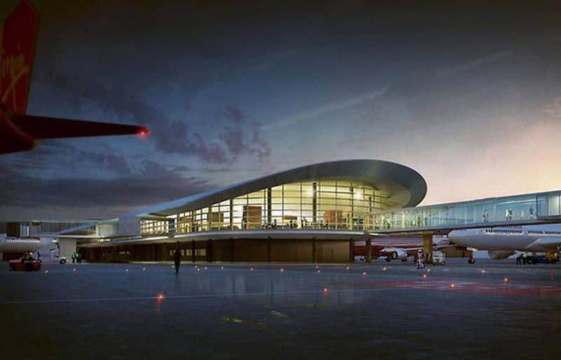 Terminal-4-Changi-International-Airport