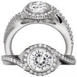 Ritani engagement ring