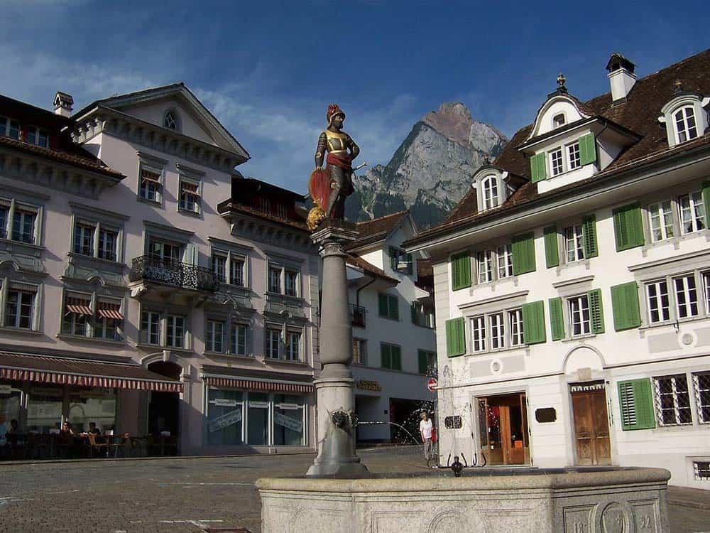 Schwyz-tourism