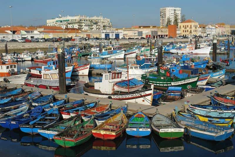 Setubal-marina
