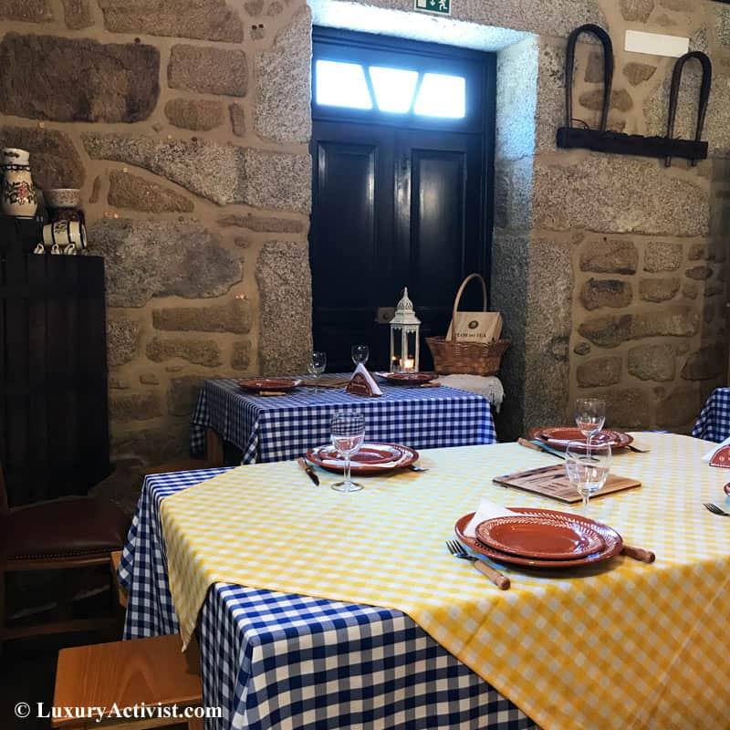 Sistelo-restaurants