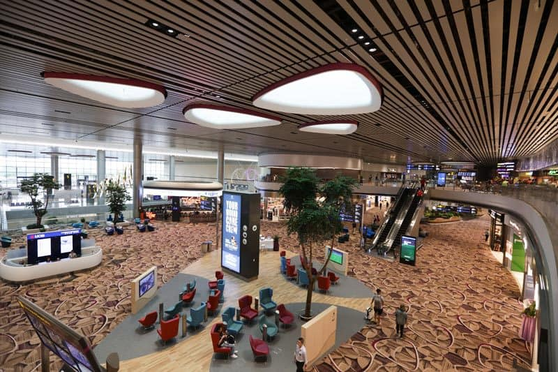 Terminal-4-Changi-International-Airport
