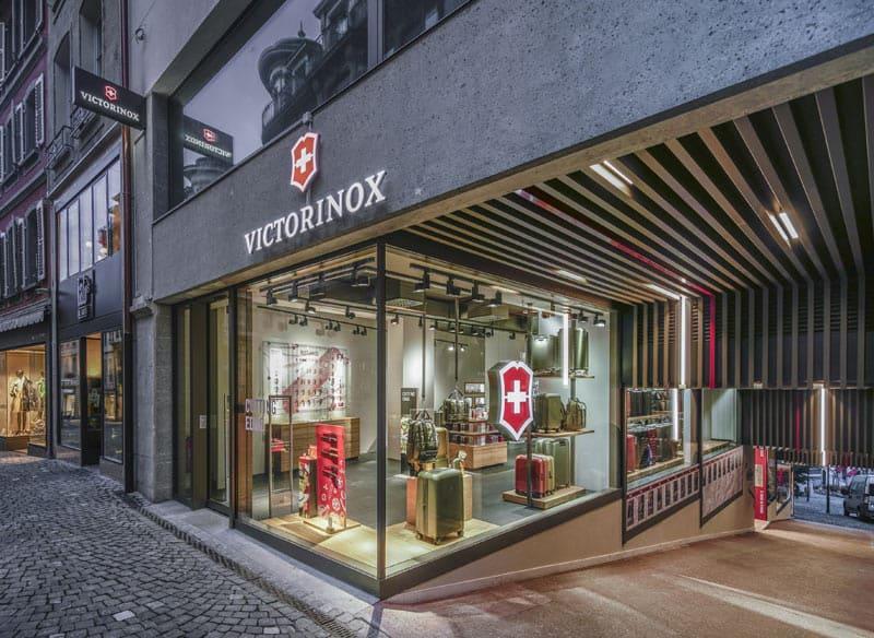 Victorinox-Lausanne-Store