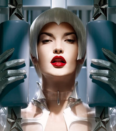Ali Mahdavi for Thierry Mugler beauty
