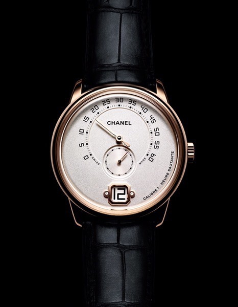 Chanel-Monsieur-Watch-limited-edition