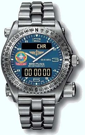 Breitling Emergency Orbiter 3 - Limited Edition 1999