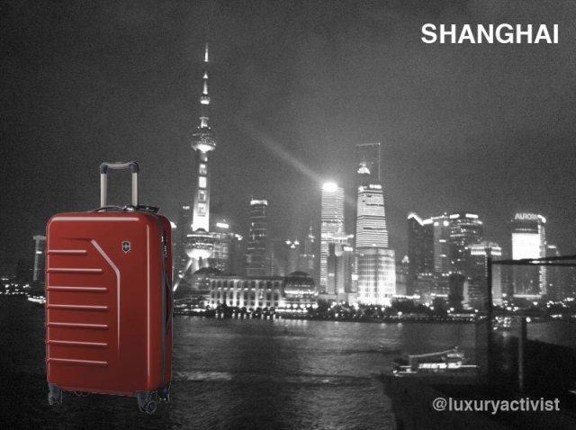 Victorinox Spectra by Luxury Activist Shanghai style