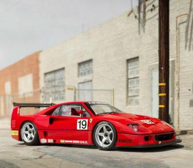 Ferrari F40 Le Mans – 1994 – 3.000.000 dollars (22,3 mio. kr.)