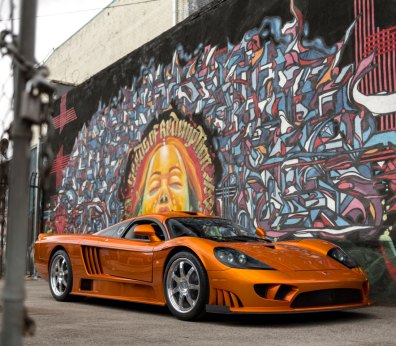 Saleen S7 Twin Turbo – 2005 – 682.000 dollars (4,6 mio. kr.)
