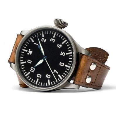 Det var først i 1940, at IWC lancerede den model, der er inspirationskilden til den model, vi i dag kender som Big Pilot's Watch.