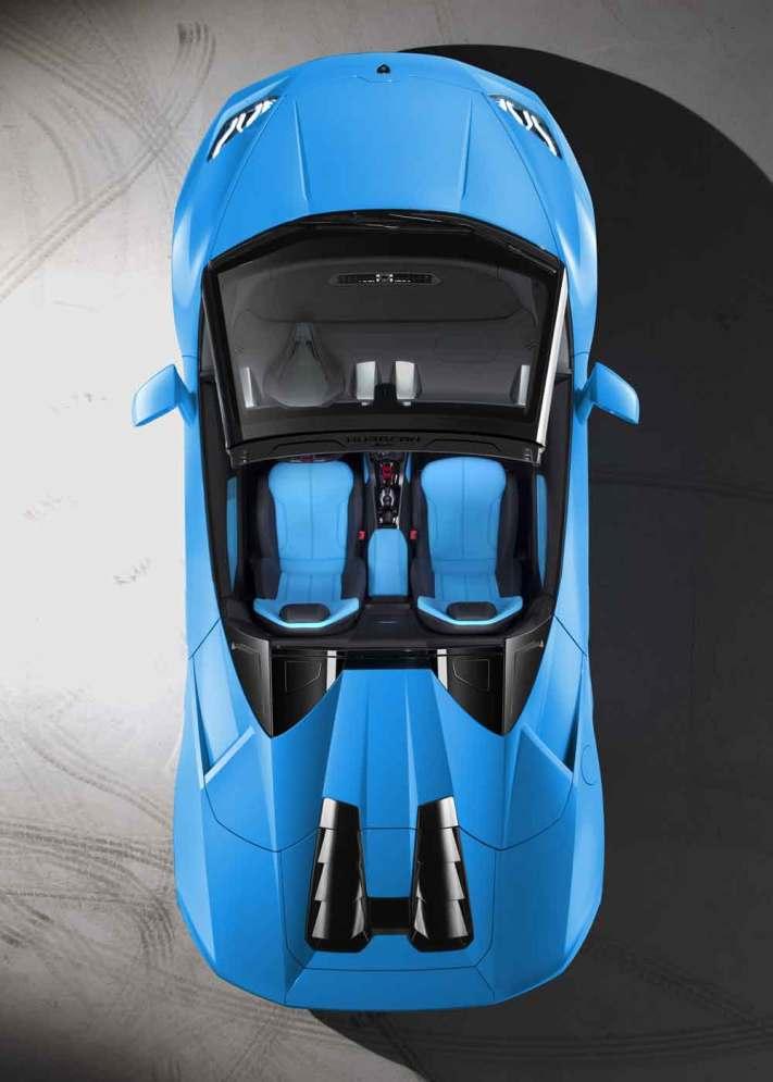 Lamborghini Hurracan LP610-4 Spyder