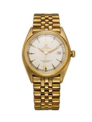 Det første Datejust blev lanceret i 1945 og er i dag én af de bedst sælgende kollektioner fra Rolex.