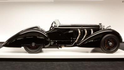 1930 Mercedes-Benz SSK Count Trossi