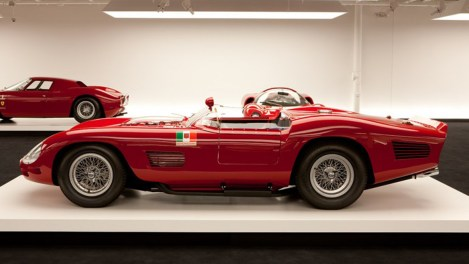 1961 Ferrari 250 Testa Rossa