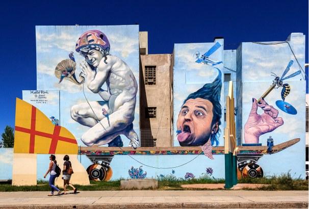 Buenos Aires er fuld af kunst og arkitektur. Et besøg på byens moderne kunstmuseum, MAMBA, er et must for selv den mest fortravlede turist.
