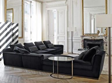 Den elegante sofa Solatium fra Maxalto .
