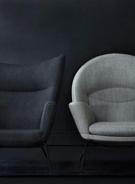 Wing Chair CH445, fra 28.215 kr. Oculus Chair CH468, fra 29.126 kr.