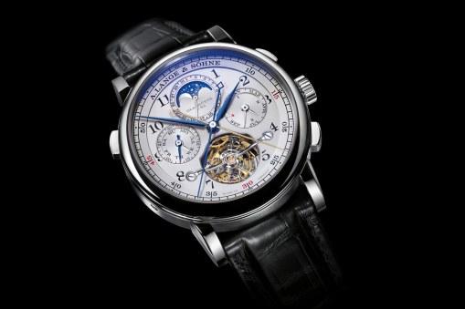 Tyske A. Lange & Söhne laver ure som ingen andre. Tourbograph Perpetual Pour le Mérite er endnu et imponerende bevis på firmaets exceptionelle tilgang til urmageri.
