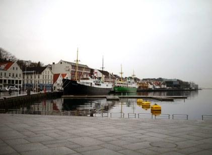 Havnen i Stavanger er helt central for byens nye kulinariske succes – både pga. fisk og den rigdom, landets oliehovedstad kan prale med.