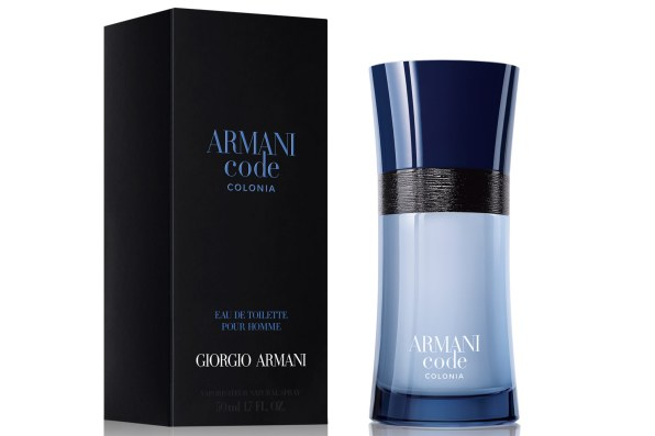 Armani Code Colonia, 75 ml, 600 kr.
