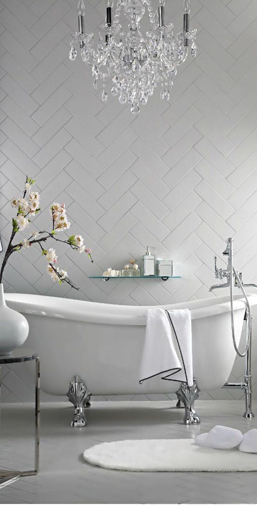 5 Golden Rules to Choose the Best Bathroom Chandelier