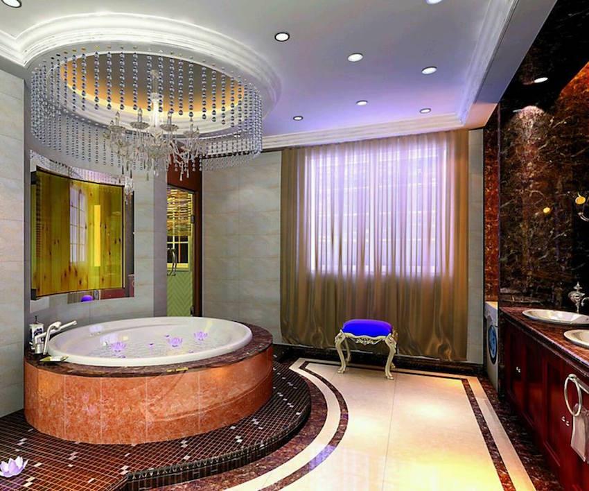 50 Magnificent Luxury Master Bathroom Ideas (part 3
